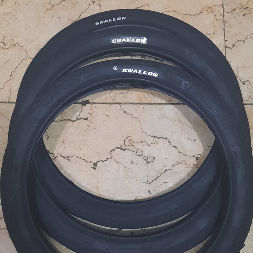 Foto Produk Ban Luar 16 x 1.50 merk swallow, Ban luar sepeda lipet 16 inch dari ATEX BIKE SHOP