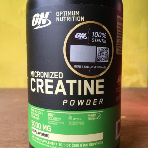 Foto Produk ON creatine powder dari Athena Fitness Supplement