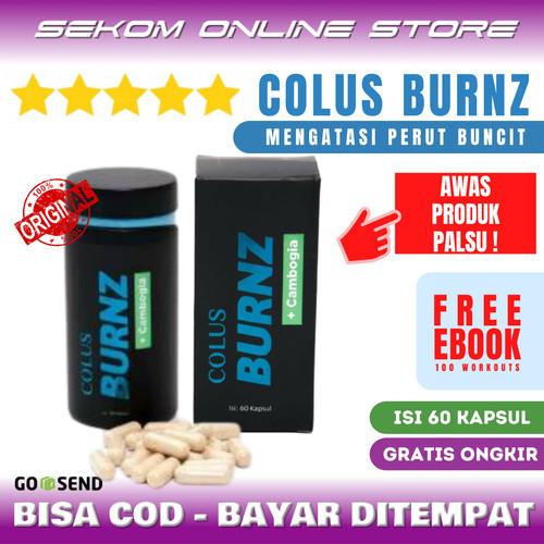 Foto Produk COLUS BURNZ Herbal Pelangsing Pria Mengatasi Perut Buncit dari SEKOM ONLINE STORE