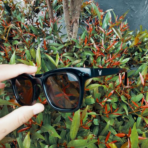 Foto Produk kacamata louise severn lens tea/kacamata hitam pria/kacamata murah dari watonpomade