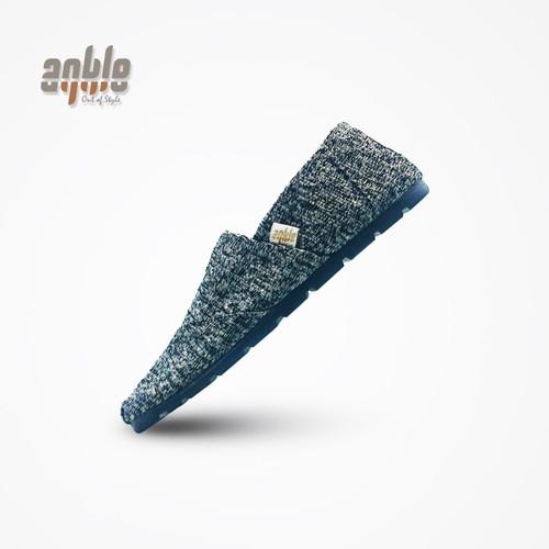 Foto Produk Sepatu Ankle AKC002 Slip On Pria Wanita / Sepatu Casual Unisex dari ankle.id