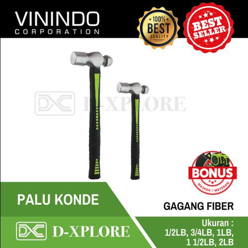 Foto Produk PALU KONDE GAGANG FIBER D-XPLORE - 0.5 LB dari VININDO OFFICIAL STORE