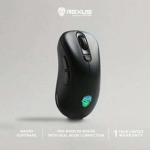 Foto Produk Rexus PRO Mouse Wireless Gaming Daxa dari Rexus Official Store