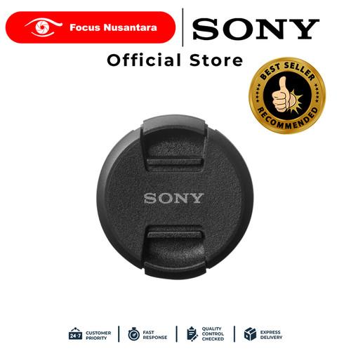 Foto Produk SONY Lens Cap 82mm (ALC-F82S) dari Focus Nusantara