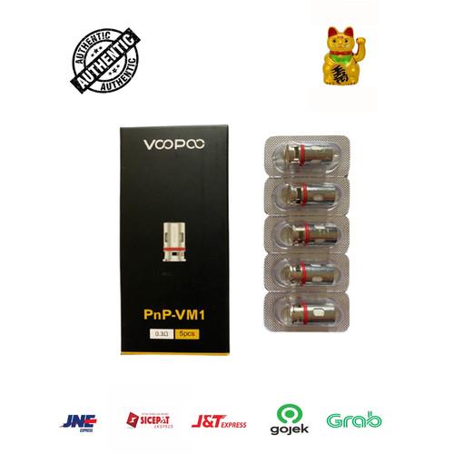 Foto Produk NEW Vinci R Pnp-Vm1 Coil 0.3 Ohm 1 pcs dari ik shop 319