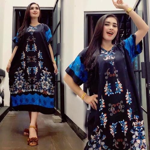 Foto Produk Daster Lowo Songket - Baju Tidur Wanita - Daster Bumil dari Brantandari Shop