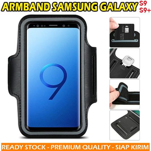Foto Produk Samsung S9 S9 Plus Armband Arm Band Sarung Tempat Hp Olahraga Jogging - Samsung S9 dari Maxxi Computer