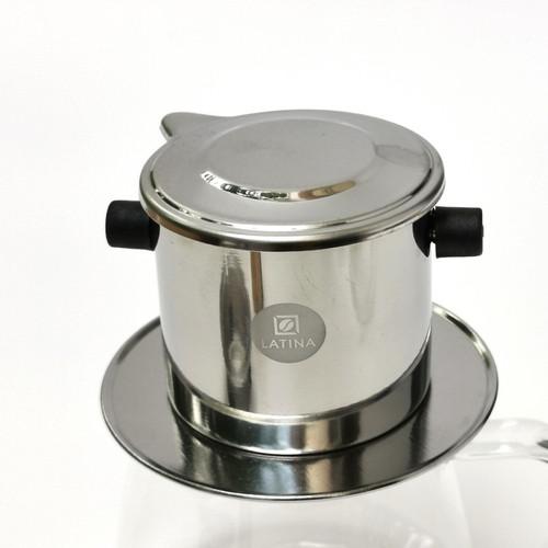 Foto Produk Alat Kopi Latina Vietnam Drip DT65 - Coffee Filter VD200H 200 ml dari MinnieStore