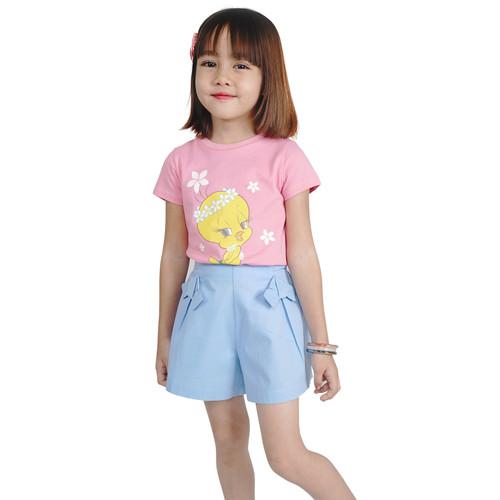Foto Produk KIDS ICON - Celana Pendek Anak Perempuan 3-36 Bulan DYL - DGCK0500200 - 3-6 Bulan dari Kids Icon