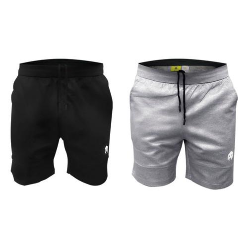 Foto Produk MILLS Celana Training Pendek Core Short Pants 1301 - Hitam, S dari MILLS Official