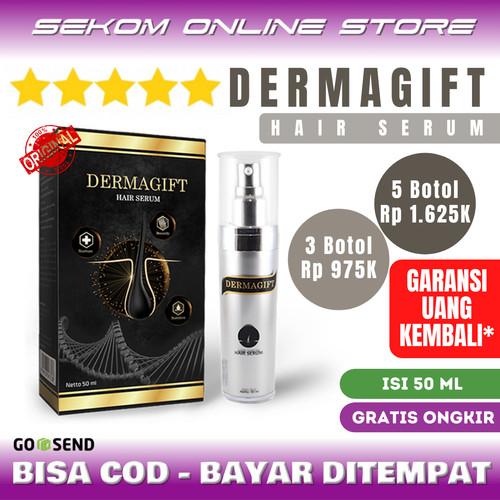 Foto Produk DERMAGIFT Serum Penumbuh Rambut Original - Garansi Uang Kembali - 1 pcs dari SEKOM ONLINE STORE
