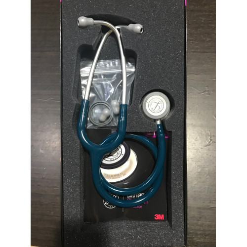 Foto Produk Stetoskop Classic III Carribean Blue( Littmann / littman / litmann ) dari Mitra Alkesindo