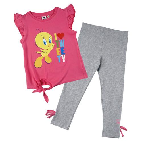Foto Produk KIDS ICON - Set Anak Perempuan Looney Tunes 03-36 Bln - LG7K0600200 - 3-6 Bulan dari Kids Icon
