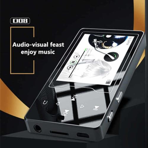 Foto Produk Original RUIZU D08 FULL METAL 8GB MP3 MP4 Player 1080P SPEAKER DAP X02 dari digitalworld