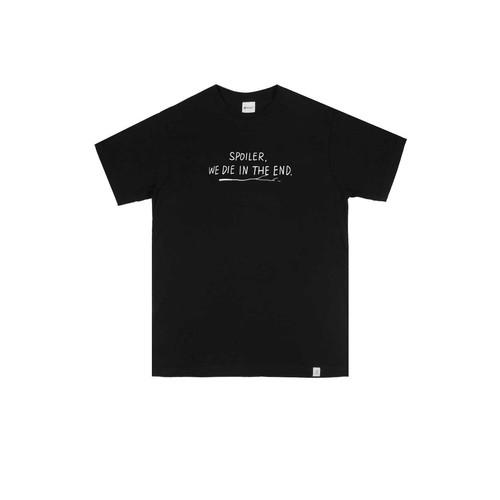 Foto Produk Reclays Kaos Pria Tshirt SPOILER Black | Hitam - L dari Reclays Official Shop