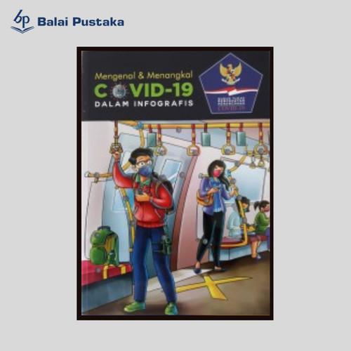 Foto Produk Mengenal & Menangkal COVID-19 Dalam Infografis (KOMIK) - Balai Pustaka dari Balai Pustaka