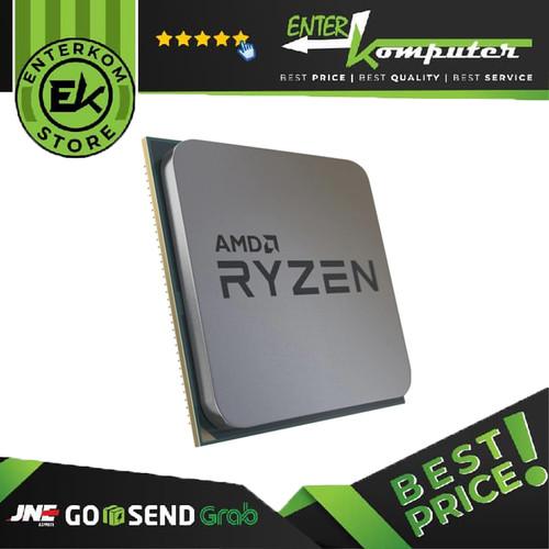 Foto Produk AMD Ryzen 5 3600 3.6Ghz Up To 4.2Ghz Cache 32MB 65W AM4 [TRAY] dari Enter Komputer Official