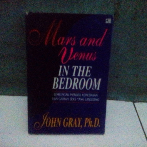Jual Buku Mars And Venus In The Bedroom Cetak 1998 Jakarta Timur Nawan Agens Tokopedia