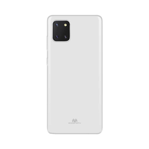 Foto Produk Casing Goospery Pearl Jelly Case All type Handphone Super Deal - White dari Goospery Indonesia
