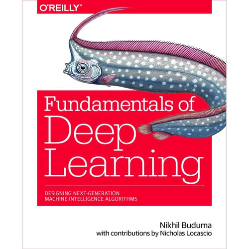 Foto Produk Fundamentals of Deep Learning dari buku referensi komputer internet