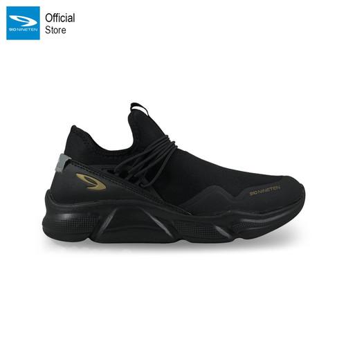 Foto Produk 910 Nineten Ryu 1.5 Sepatu Training Hitam Abu - 40 dari 910 NINETEN SHOES
