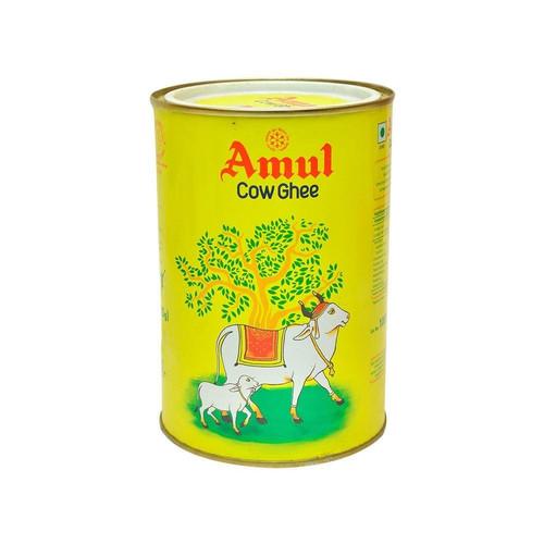 Foto Produk AMUL GHEE - GOLD (COW) -01 LIT dari SRI MURUGAN STORE