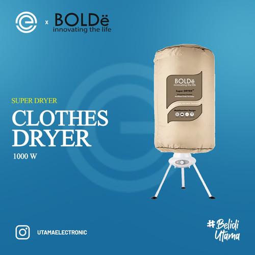 Foto Produk BOLDE Pengering Baju Elektrik - SUPER DRYER dari UTAMA_ELECTRONIC