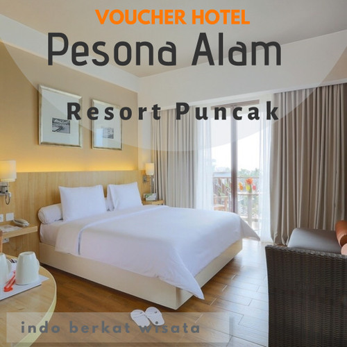 Foto Produk Voucher Hotel Pesona Alam Resort & Spa dari INDO BERKAT WISATA