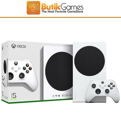 Foto Produk Xbox Series S Console Mesin XSS Microsoft XBOX Series S dari Butikgames