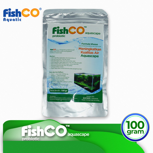Foto Produk FISHCO AQUASCAPE 100 gram dari Fishco Aquatic
