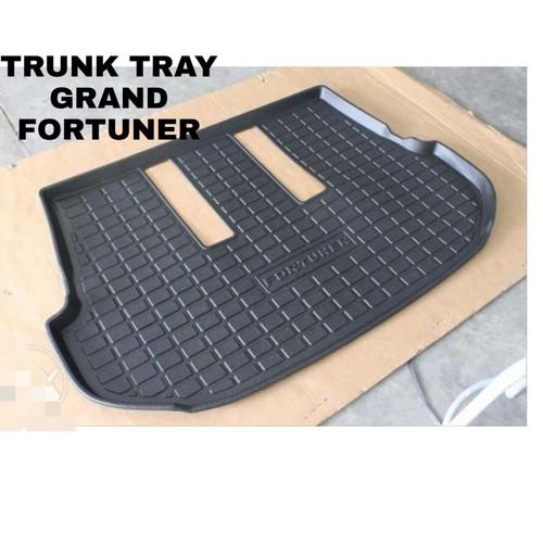 Foto Produk Toyota Grand Fortuner Karpet Bagasi Belakang Trunk Tray dari Diamond Car Assesories