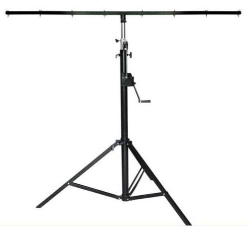 Foto Produk Tripod stand lighting parled 1,7m-4m up to 60kg model kerek dari DUNIA LAMPU LIGHTING