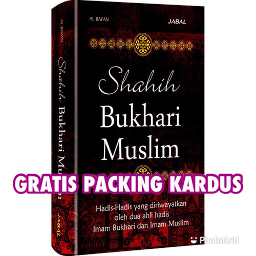 Foto Produk Shahih Bukhari Muslim - Buku Agama Islam dari Kinantikomik