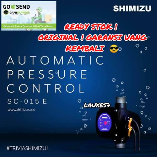 Foto Produk Automatic Pressure Control Shimizu SC - 015 E / Otomatis Pompa Booster dari Lauxes7