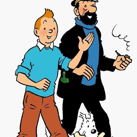Foto Produk Tintin PDF (English) dari Sevennia