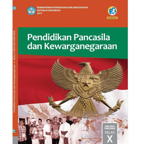 Foto Produk PPKN/PKN Kelas X-10 SMA 2013 Revisi 2017 Diknas/Dikbud dari LNH Book Shop