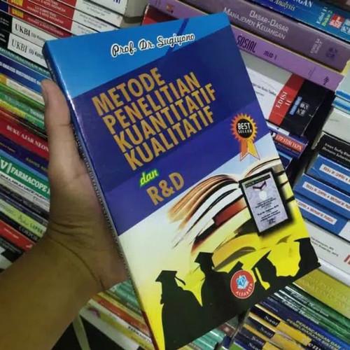 Foto Produk Buku Metode Penelitian Kuantitatif Kualitatif dan R & D Sugiyono dari Revanda Book Collection