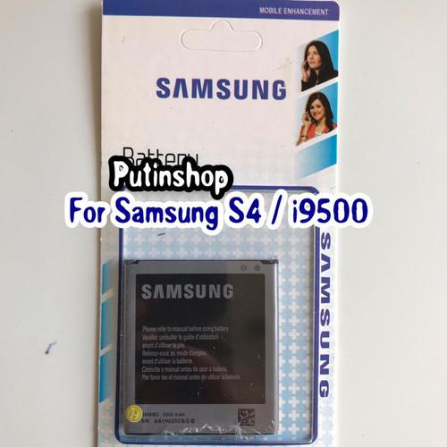 Foto Produk Baterai Batre Battery Original Samsung Galaxy S4 I9500 I9502 I9505 dari Putinshop