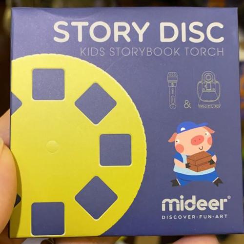 Foto Produk Mideer story disc torch 4 cerita story dari Mybentoshop