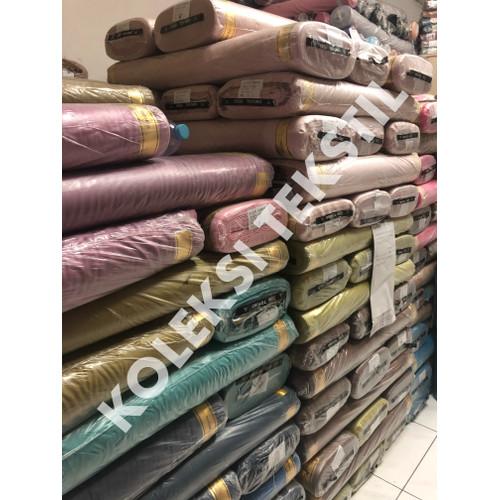 Foto Produk Kain Toyobo Fodu WARNA LENGKAP Grade A (harga per 1/2 meter) dari Koleksi Tekstil