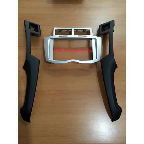 Foto Produk Panel Double Din Toyota Yaris 2008 - 2013 / Frame Audio Toyota Yaris dari CDN ACCESSORIES