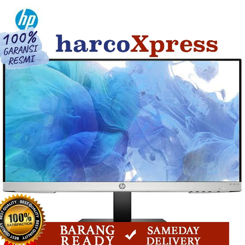 Foto Produk Monitor LED HP 24mh IPS 75hz +speaker FHD bezeless ergo pivot not 24f dari harcoXpress