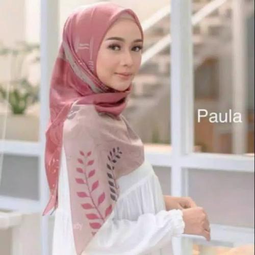 Foto Produk HIJAB SEGI EMPAT MY LADY KW MOTIF PAULA KERUDUNG JILBAB TERBARU dari Lapak Baju Murah