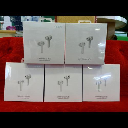Foto Produk airbuds oppo enco w31. original-garansi resmi dari pasar_ponsel