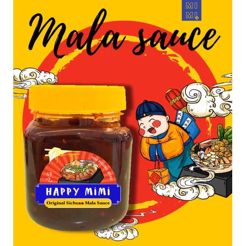 Foto Produk Bumbu Mala Sichuan Malaxiangguo HappyMiMi dari Happymimirestoran