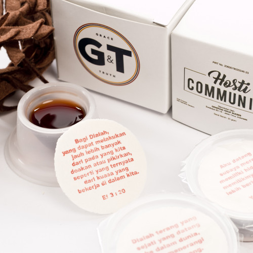 Foto Produk Anggur Hosti Kemasan Baru dari G&T Online Shop