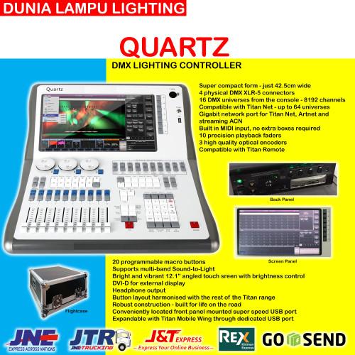 Foto Produk HARGA MURAH Mixer Lampu Avolites quartz china dmx lighting controller dari DUNIA LAMPU LIGHTING