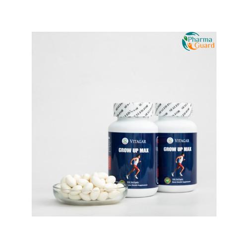 Foto Produk Grow Up Max - obat tinggi - obat peninggi badan dari Pharma Guard