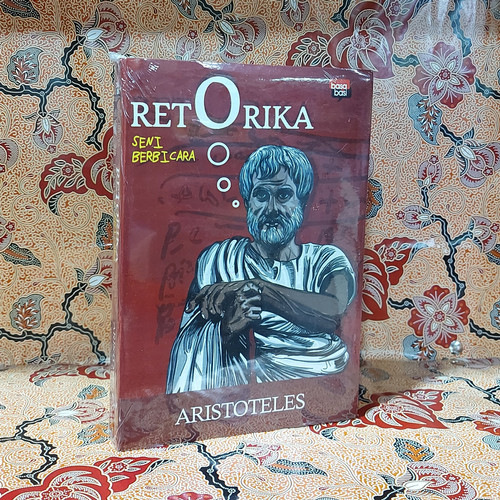 Foto Produk buku retorika seni berbicara by aristoteles dari Panglima Archapada