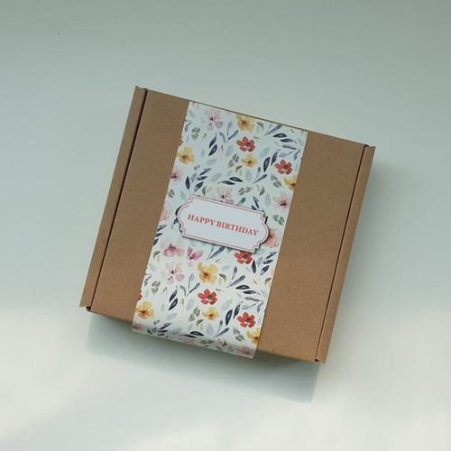 Foto Produk Box Hampers untuk Lebaran - Happy Birthday dari Seruni Living